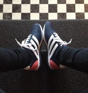 Sneaks: Adidas