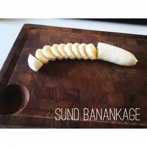 sund banankage