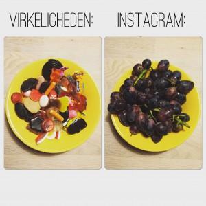 På min Instagramprofil @altogingentingdk har jeg da for længst afsløret sandheden!